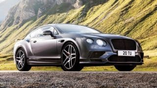 Bentley Continental GT Supersports revealed as most powerful Bentley yet
