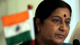 Arrest of Gujarat based businessman at US airport: Sushma Swaraj seeks report