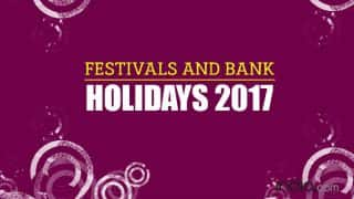 2017 Festivals and Bank Holidays List: Plan your leaves with this free printable calendar of 2017