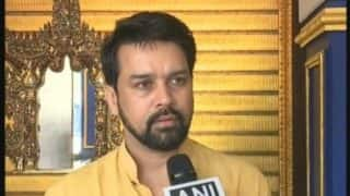 Anurag Thakur Replaces Rakesh Singh as BJP's Chief Whip in Lok Sabha