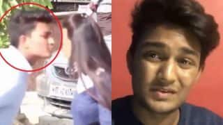 The Crazy Sumit aka Kissing Prankster and his Cameraman let off by the Delhi Police! YouTuber revealed  obscene videos were staged