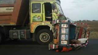 Four killed in Telangana road accident