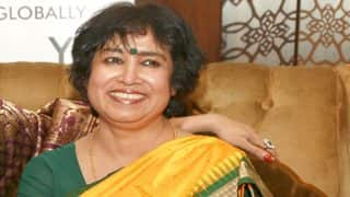 Exiled Bangladeshi author Taslima Nasreen's visa extended by a year
