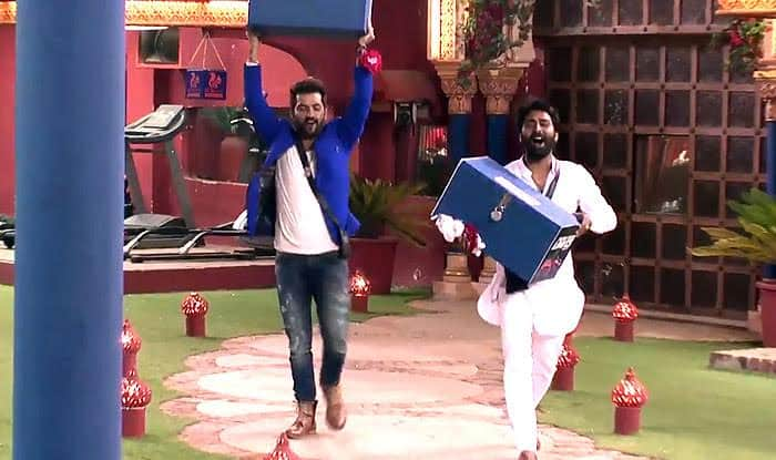 Bigg Boss 10: Manveer Gurjar, Manoj Punjabi leave house for task