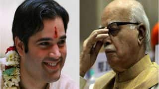 Varun Gandhi, LK Advani dropped from BJP's 'star campaigners' list for UP polls