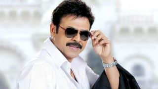 Daggubatti Venkatesh to lend his voice for Guru song Jingidi