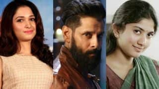 What?! Vikram to romance Tamannah instead of Sai Pallavi?