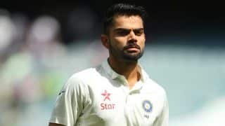 Virat Kohli talks about what it takes to be consistent