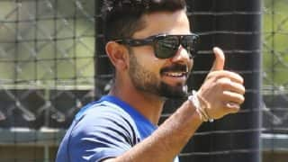 If you can believe, you can achieve anything: Virat Kohli to athletes