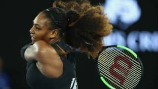Australian Open 2017: Serena Williams hits top gear, enters round 4