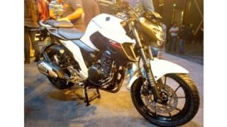 Yamaha FZ25 launch LIVE updates: priced in India at INR 1.19 lakh, gets LED headlights