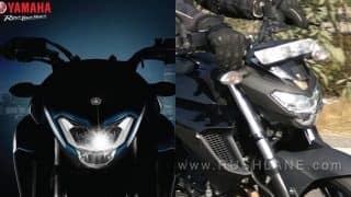New Yamaha FZ 200/250 teaser releases before 24 January launch