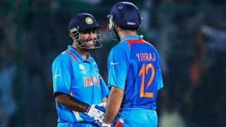 India vs England: Watch how MS Dhoni saved Yuvraj Singh with DRS call