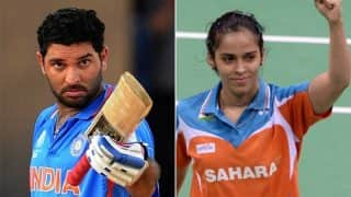 This Twitter chat between Yuvraj Singh and Saina Nehwal tells you what sportsmanship is all about