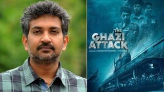 Rana Daggubati and Taapsee Pannu's The Ghazi Attack gets thumbs up from Baahubali director SS Rajamouli