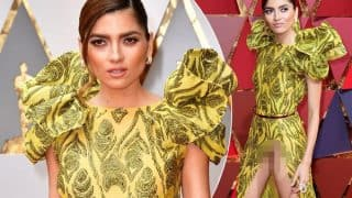 Blanca Blanco denies the wardrobe malfunction at Oscars 2017, claims she was not NAKED underneath the dress!