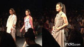 Lakme Fashion Week 2017: AJIO stuns with their 'out-of-the-box' show & #NotWhatIWear campaign!
