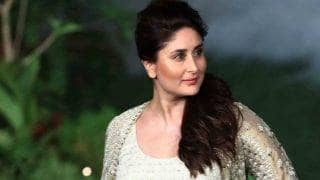Woah! Kareena Kapoor Khan dazzles as Anita Dongre's showstopper at Lakme Fashion Week Summer Resort 2017!