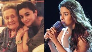 Badrinath Ki Dulhania girl Alia Bhatt reveals where she got her musical inclinations from! (See pic)