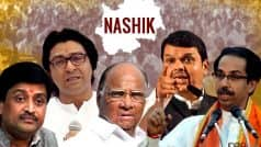 NMC Nashik Election Results 2017: Setback for Raj Thackeray as MNS routed out, BJP makes big gains