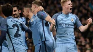 EPL 2017-18: Manchester City, Manchester United Stay on Top With Victories