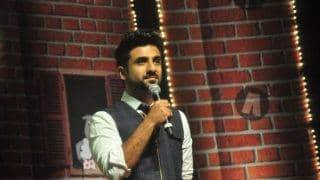 Vir Das to create history by becoming the FIRST Indian comedian to go on a World Tour!