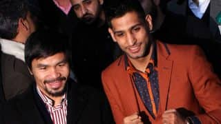 Manny Pacquiao vs Amir Khan fight to take place on April 23