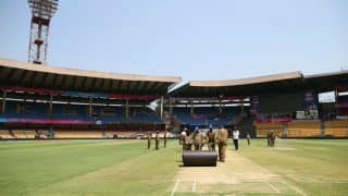 India vs Australia 2nd Test 2017: Sporting pitch expected at Chinnaswamy Stadium