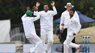 Bangladesh Drop Mahmudullah, Mominul From Test Squad