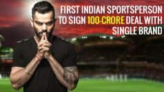 Virat Kohli inks Rs 110-cr deal with Puma, becomes first Indian sportsperson to do so! See his Instagram picture