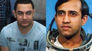 Salute: Aamir Khan set to do another biopic; will he play the first Indian to fly into space?
