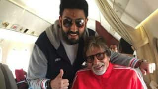 Abhishek Bachchan birthday special: 11 pictures of Amitabh Bachchan and Junior B that show their strong father-son bond!