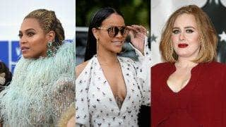 59th Annual Grammy Awards Nominations: Adele, Beyonce, Rihanna among nominees for 2017 Record of the Year