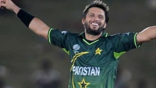 Shahid Afridi Finally Reveals His Real Age in Autobiography 'Game Changer'