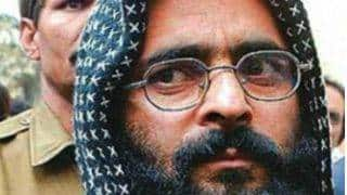 Kashmir shuts down on death anniversary of Afzal Guru