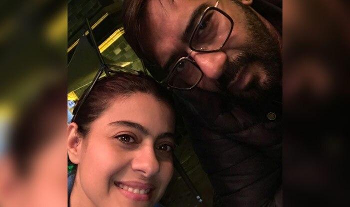 Kajol And Ajay Devgns Selfie On Their Wedding Anniversary Is Too
