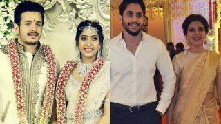 Has Akhil Akkineni-Shriya Bhupal's split forced Naga Chaitanya & Samantha Ruth Prabhu to advance their wedding plans?