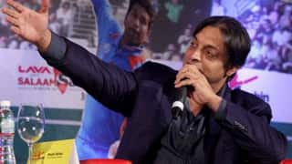 Shoaib Akhtar alleges Pakistani cricketers of match-fixing