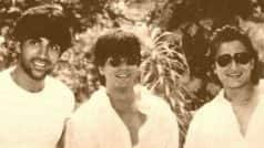 Shah Rukh Khan, Akshay Kumar & Saif Ali Khan photographed together in rare old picture are breaking the internet!