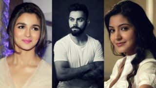 Alia Bhatt teams up with Virat Kohli; Is Anushka Sharma in the know of this?