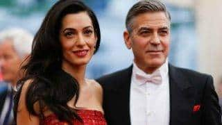 Double Joy! George Clooney's wife Amal expecting twins