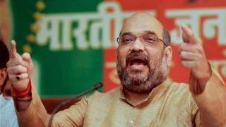 UP govt all failure; 'gundaraj, jungleraj' in state: BJP President Amit Shah