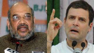 Remember what your mother called Narendra Modi: Amit Shah to Rahul Gandhi