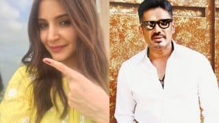 BMC Elections 2017: Celeb Voter Anushka Sharma flaunts inked finger, Suneil Shetty urges people to vote!