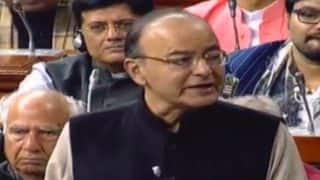 Currency returned to RBI post-note ban being calculated: Arun Jaitley