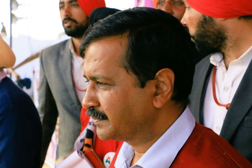 MCD Elections 2017: Arvind Kejriwal promises no house tax if AAP voted to power; shameful says BJP