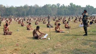 महाराष्ट्र: सेना की परीक्षा का पर्चा लीक, 18 आरोपी गिरफ्तार