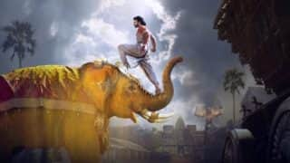 Baahubali team greets fans on Maha Shivaratri 2017 with brand new motion poster! Fans react on Twitter