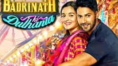 Badrinath Ki Dulhania quick movie review: Varun Dhawan's endearing yet crazy act makes the film a fun watch