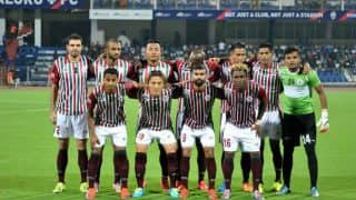 I-League: Mohun Bagan return to winning ways, go level on points with East Bengal in I-League